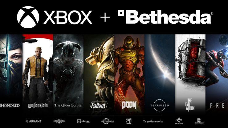 Microsoft buys Fallout creators Bethesda in massive $7.5 billion deal