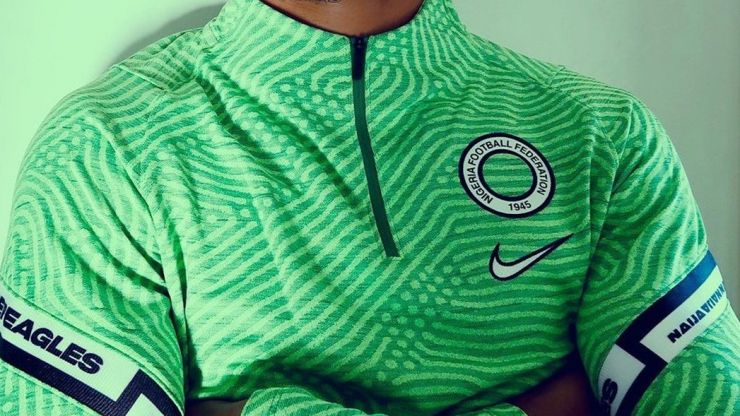 Nike's 2020/22 Nigeria collection is absolutely gorgeous
