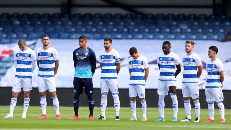 QPR issue statement clarifying why they didn't take a knee before Forest game