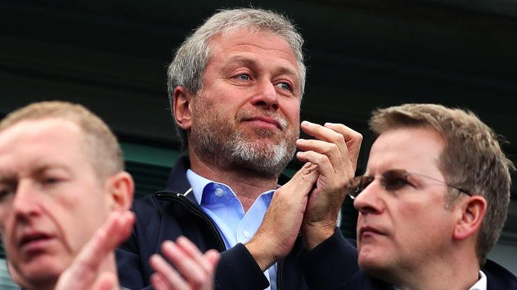 Roman Abramovich held stake in player who played against Chelsea