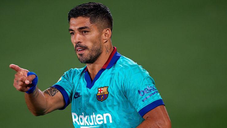 Luis Suarez accused of cheating on Italian language test