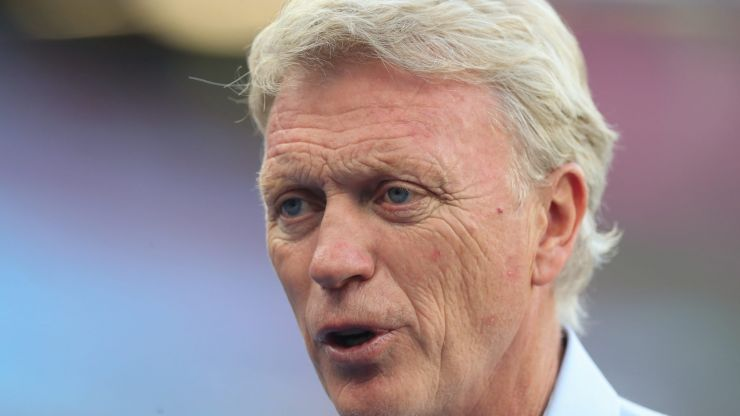 David Moyes and two West Ham players test positive for Covid-19