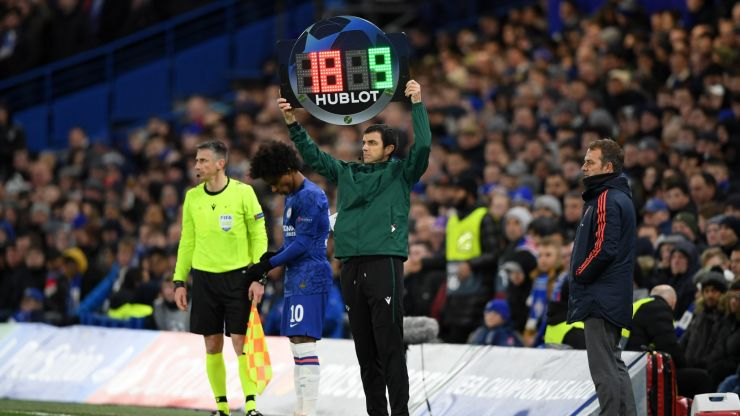 UEFA confirm five substitutions allowed in club and national competitions this season