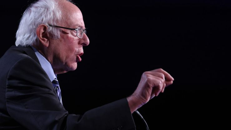 Bernie Sanders: Americans, be ready to protect democracy