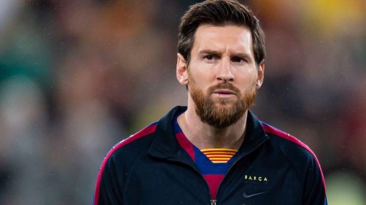 Lionel Messi attacks Barcelona board again in Luis Suarez farewell message