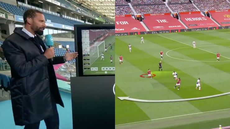 Rio Ferdinand breaks down Manchester United's defensive problems