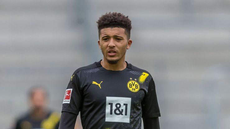 Man Utd have €100 million bid for Jadon Sancho rejected by Borussia Dortmund