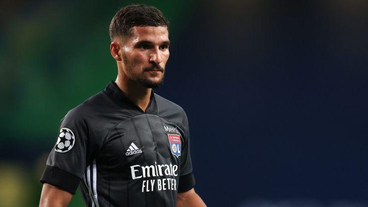 Arsenal handed boost in chase for Lyon midfielder Houssem Aoaur