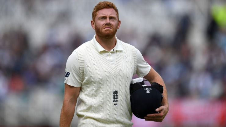 Cricketer Jonny Bairstow loses Test central contract with England