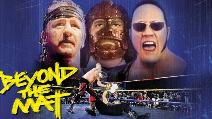 Beyond The Mat remains the greatest wrestling documentary of all time