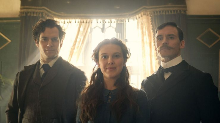 Henry Cavill speaks out on Enola Holmes copyright lawsuit