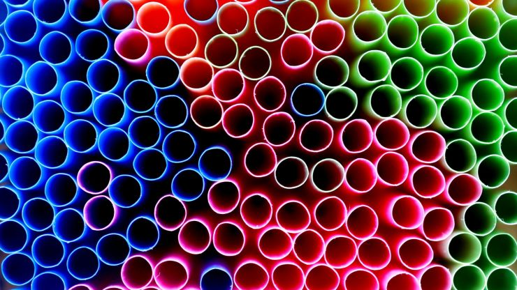 Plastic straws, stirrers and cotton buds are now banned in the UK