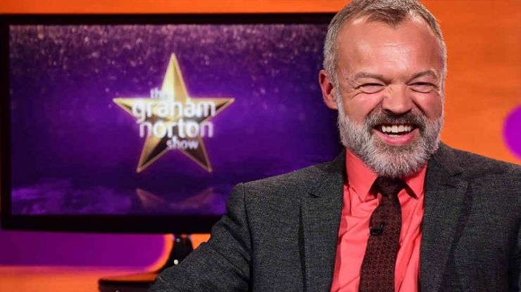 This week's Graham Norton Show features a stellar guest list