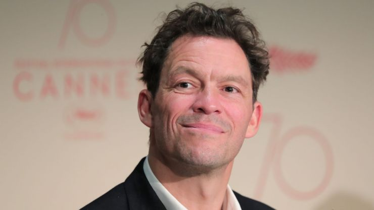"""Dominic West says he leapt """"in the air with joy"""" over Trump getting COVID"""