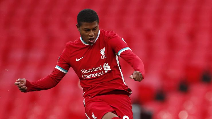 Liverpool fans hail Michael Edwards after club agree Rhian Brewster exit