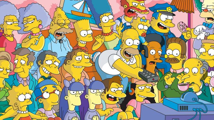 QUIZ: Match The Simpsons quote to the character who said it