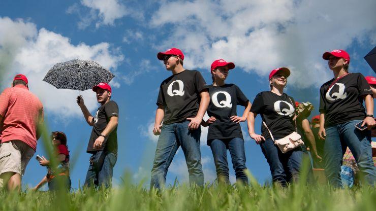 Facebook bans QAnon accounts across all of its platforms