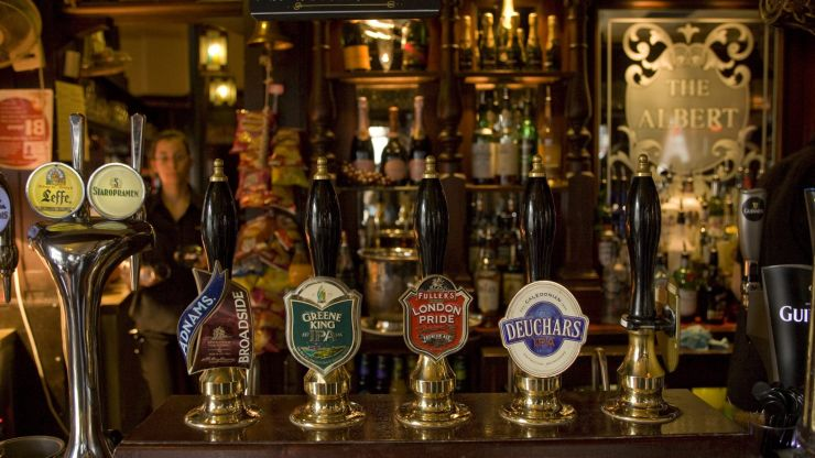 Greene King to close dozens of pubs and cut 800 jobs as curfew cripples industry