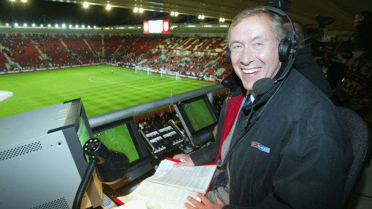 It looks like Martin Tyler and Alan Smith are out of FIFA21