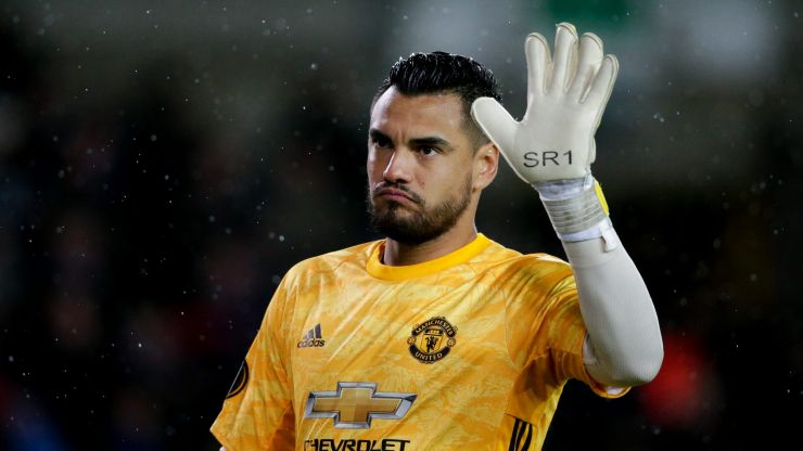 Sergio Romero finally set for Man Utd exit after Everton move collapse