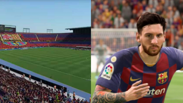 QUIZ: Can you name each of the default FIFA stadiums?