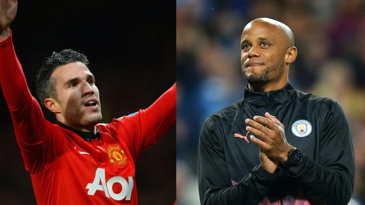 Vincent Kompany nearly persuaded Robin van Persie to make unexpected comeback