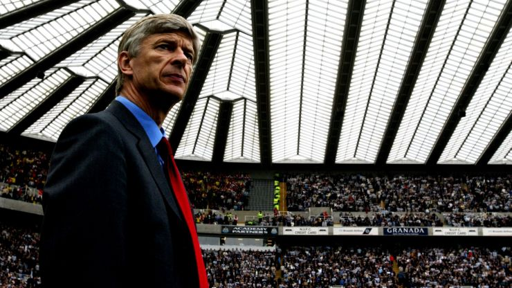 A movie documentary about Arsène Wenger and the Invincibles is in the works