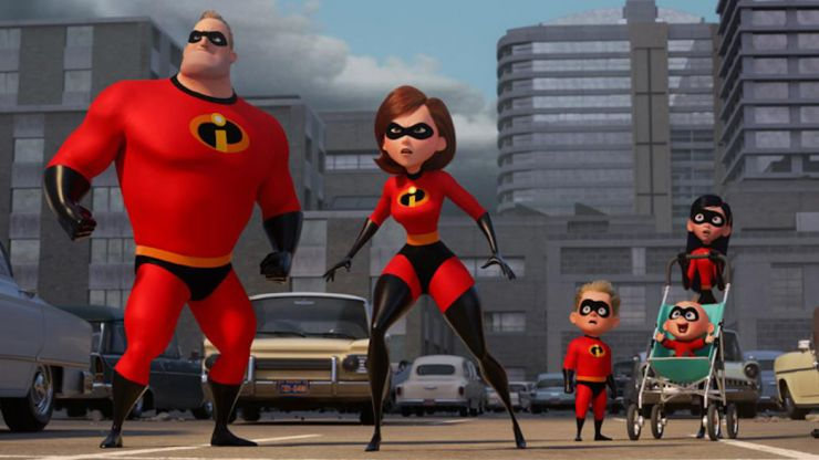QUIZ: How well do you remember the movie The Incredibles?