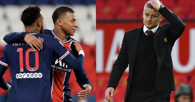 Man Utd facing defensive injury crisis ahead of PSG game | JOE.co.uk