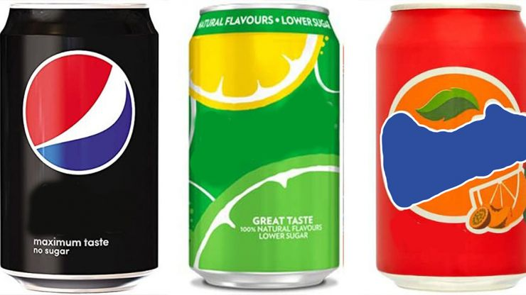 QUIZ: Can you guess the drink from its can?