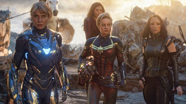 """""""Only a matter of time"""" until there's an all-female Avengers movie, says Letitia Wright"""