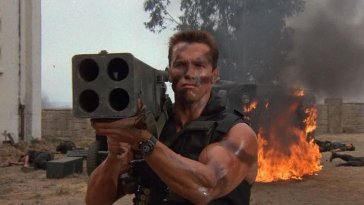 Film4 is screening a big season of Arnold Schwarzenegger films