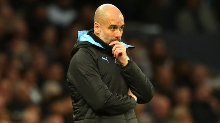 Pep Guardiola suggests Premier League should be halted