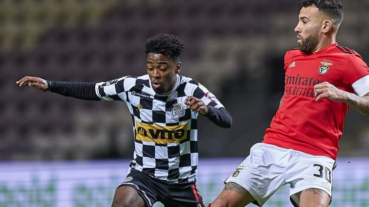 Former Man United youngster Angel Gomes gets goal and assist in Boavista win over Benfica