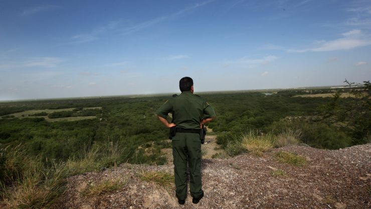 Fear and loathing at the US / Mexico border