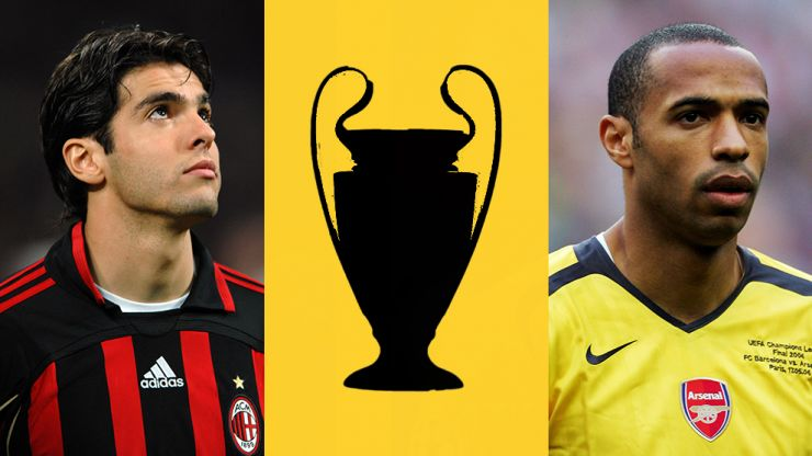 QUIZ: Name all 50 of these 2000s Champions League players - #2