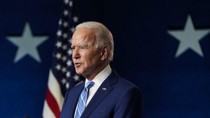 Joe Biden says he'll rejoin Paris climate accord on first day if he wins presidency
