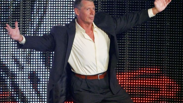Netflix are making a four-part in-depth documentary on Vince McMahon