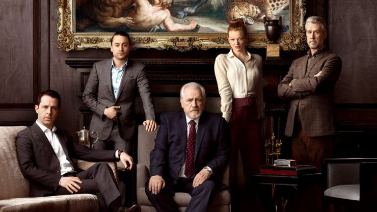 Succession season three will start filming this month