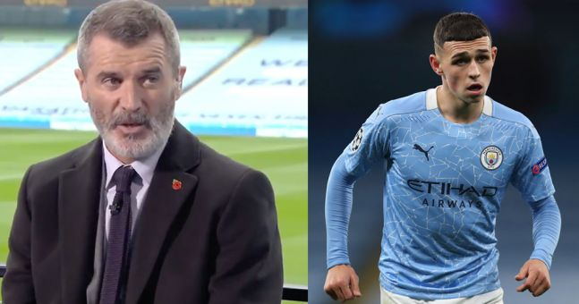 Roy Keane calls for Phil Foden to be drug tested for calling Micah Richards  world class | JOE.co.uk