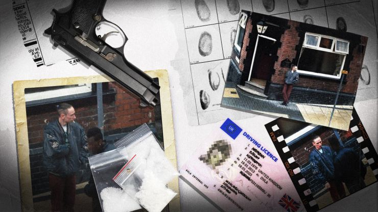 Life as an undercover police officer within a violent drugs gang