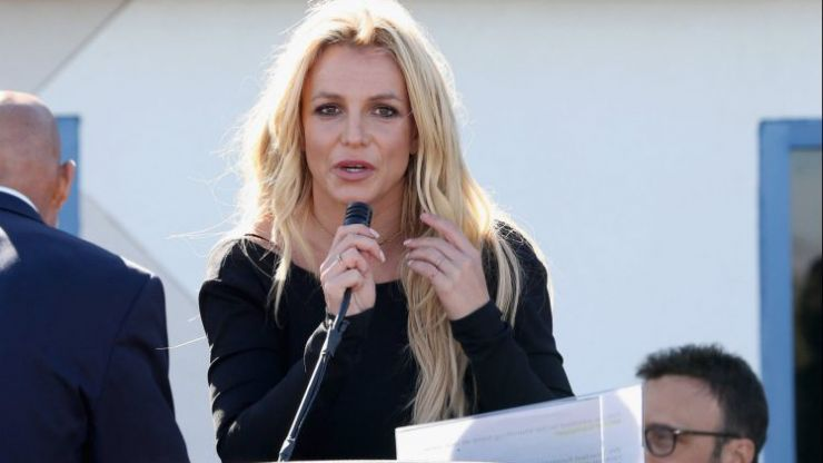 Britney Spears loses court bid to remove father's control over estate