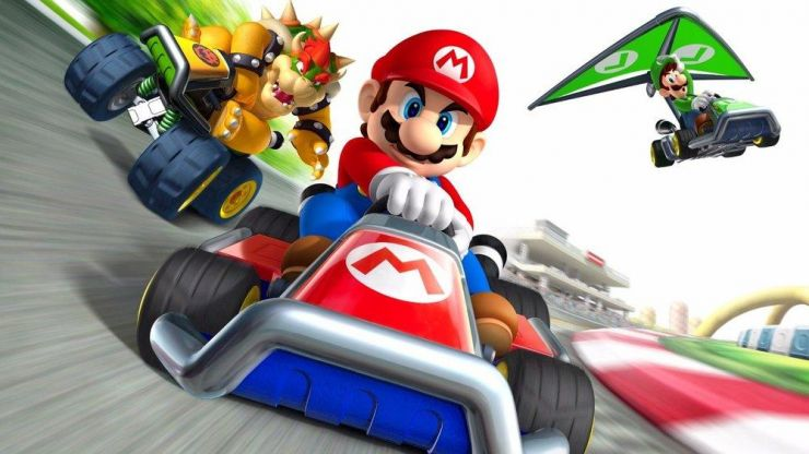 Mario Kart is officially the most stressful video game in the world, according to science