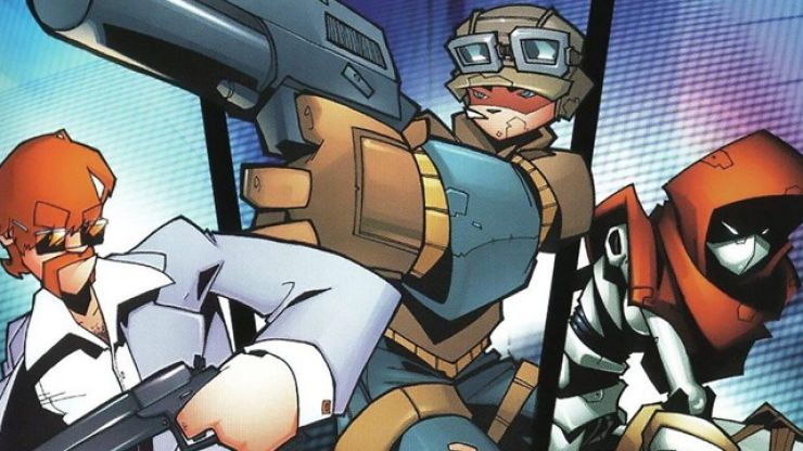 A TimeSplitters 2 remake is coming soon, reports suggest