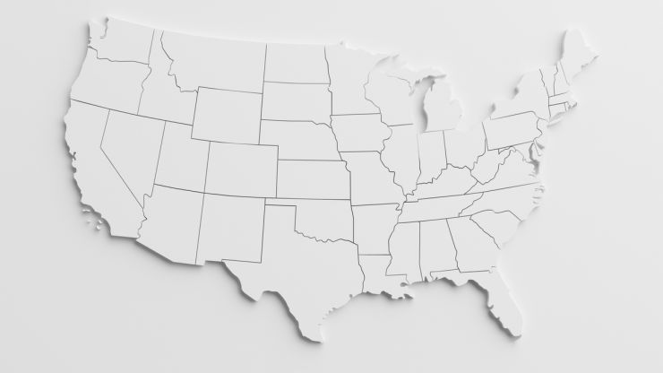 QUIZ: Can you name all the US States that contain 8 letters?