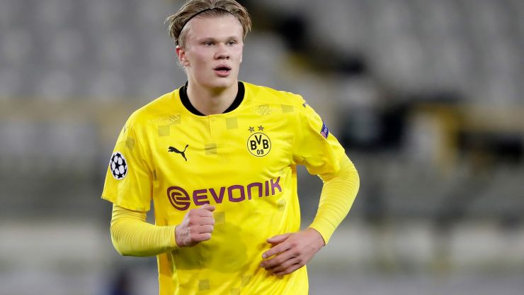 Barcelona turned down Erling Haaland and loaned former Portsmouth midfielder