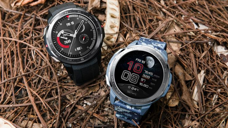 This is the ultimate smartwatch for when you go adventuring