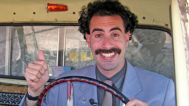 The Kazakh American Association want Borat 2 to be disqualified from the Oscars