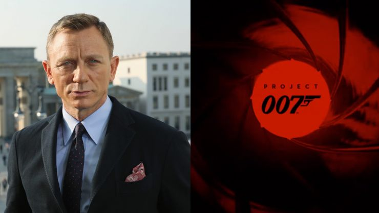 New James Bond game being developed by makers of Hitman