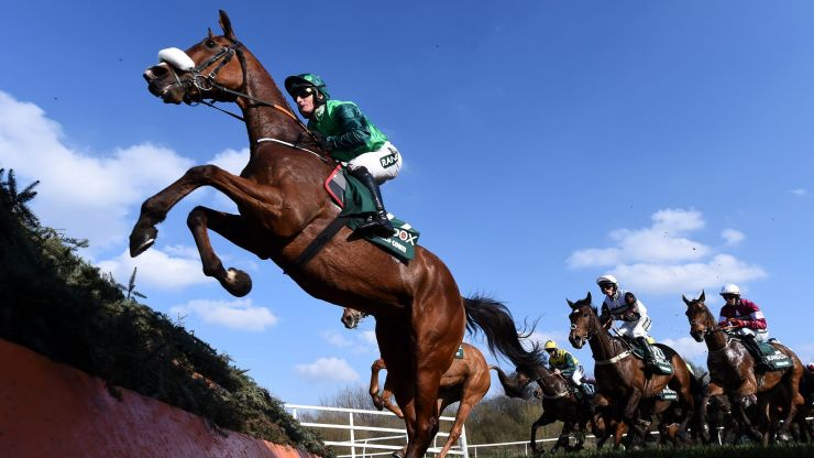 Horseracing given £12m more than non-league and women's football in government sports package